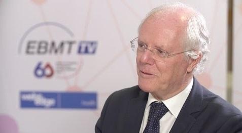 APCL - Professor Dr. Manuel Abecasis, Presidente da APCL, reconhecido pela EBMT com o