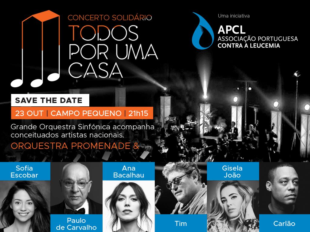 APCL - Concerto Solidário